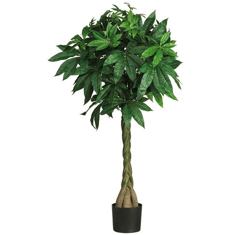 artificial palm tree 51 inch tree potted 5249