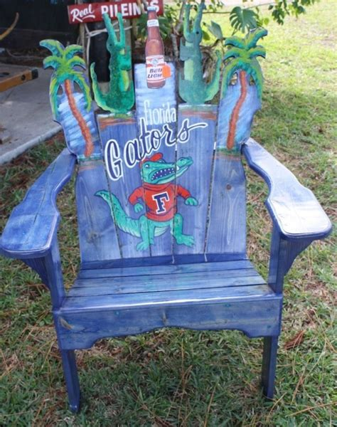 want florida gator adirondack chair painted it s