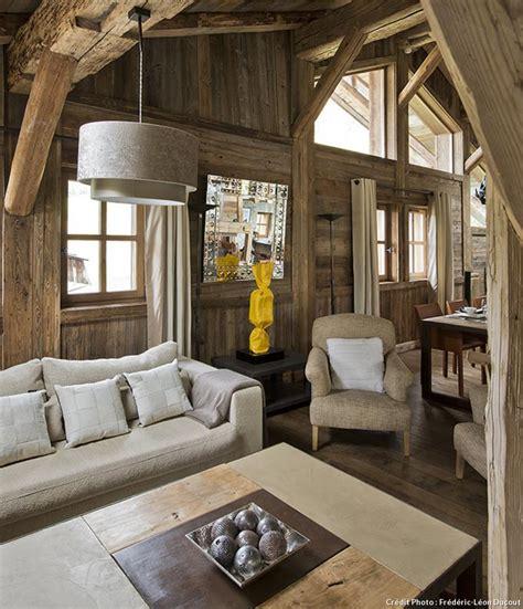 le design réinvente le chalet de montagne maison créative