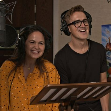 Tom and Giovanna Fletcher join cast of animation Two by ...