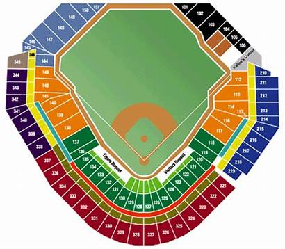 Comerica Park Seating Chart Tba Tours Check