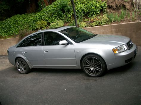 Audi A6 Modification by Twinturbos Line 2004 Audi A6 Specs Photos Modification