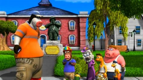 Watch Back At The Barnyard Series 2 Episode 8 Online Free