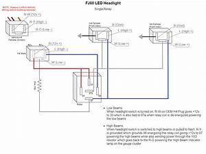 Instructions For Led Headlight Upgrade