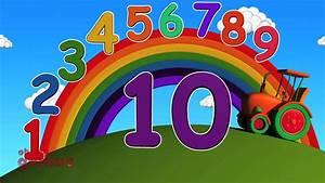 Ten Little Numbers