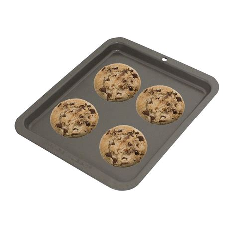 baking oven sheet toaster non stick cookie pan grill bake standard tray petite broil bakeware sheets