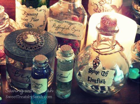 Saving With Sarah Harry Potter Potion Bottles Diy Free