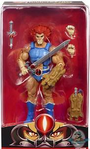 Thundercats Lion-O Action Figure by Mattel   Man of Action ...