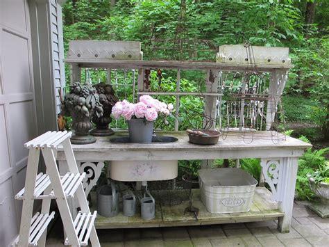 Acorn Lane Vintage Living Revisiting The Potting Bench