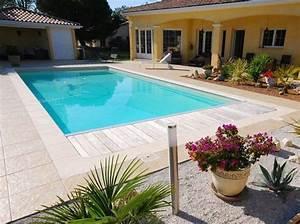 Decoration De Piscine : une piscine pour tous les styles elle d coration ~ Zukunftsfamilie.com Idées de Décoration