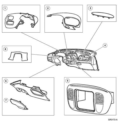 1998 Ford F 150 Part Diagram by Ford F 150 Interior Parts Diagram Psoriasisguru