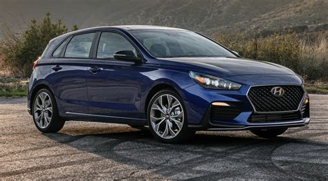 Incidentally, the sport sedan and the gt n line have a more sophisticated rear. 2019 Detroit Auto Show: 2019 Hyundai Elantra GT N Line ...