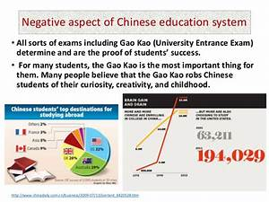 School system of China