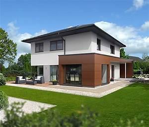 Haus Walmdach Modern : hartl haus verbindet moderne architektur mit klassischem ~ Lizthompson.info Haus und Dekorationen