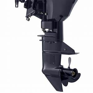 Tohatsu 15hp Outboard Engine