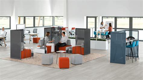 B Free Modular Office Furniture Lounge Seating Steelcase