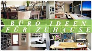 Büro Zuhause Einrichten : b ro ideen f r zuhause youtube ~ Michelbontemps.com Haus und Dekorationen
