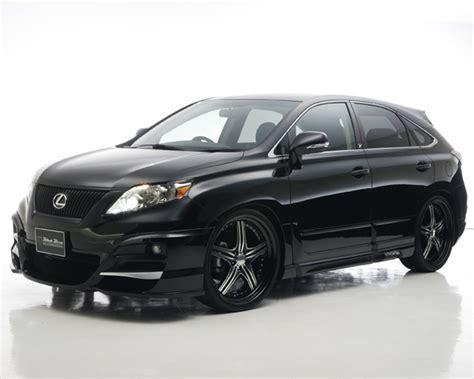 Wald International Black Bison Aerodynamic Body Kit Lexus