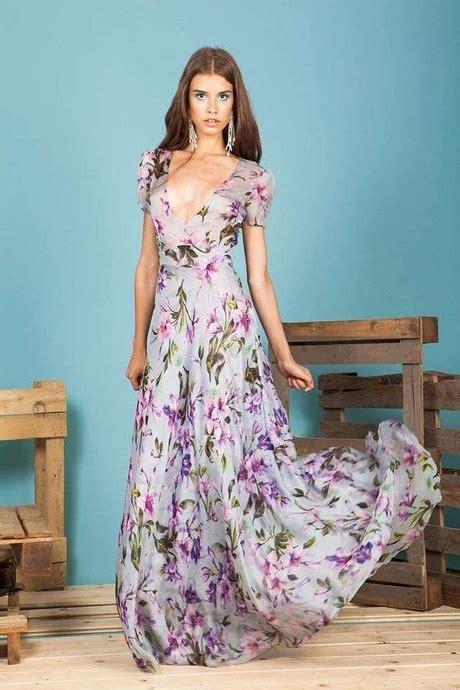 vestiti a fiori estivi vestiti floreali estivi
