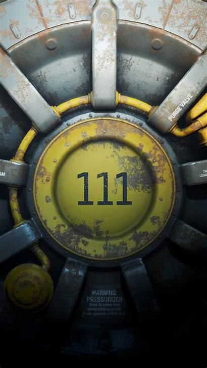 Fallout Wallpapers Vault Mobile Iphone Screen Aesthetic