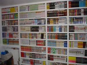 Bibliothèque Peu Profonde : mobilier adapt ou trouver manga news ~ Premium-room.com Idées de Décoration