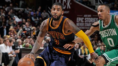 Avery Bradley: Kyrie Irving is the Toughest Player to ...