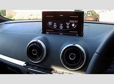 2015 Audi A3 TDI S Line Sport Interior YouTube