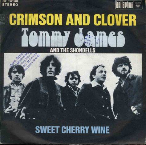 tommy james  shondells pauls voyage  discovery