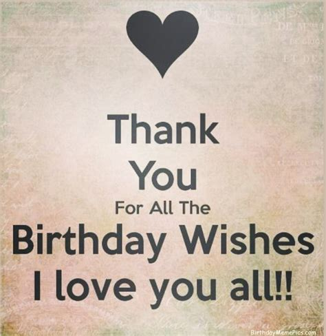 birthday wishes for the thank you meme pictures to pin on pinterest pinsdaddy