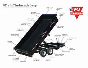 Pj Trailers Canada  Inc  Trailer Sales  Parts  Repair And Service