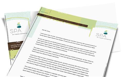 letterhead design   letterhead