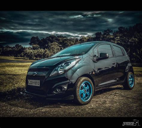 Beat Modification by 4 Modified Chevrolet Beat From Kerala Modifiedx