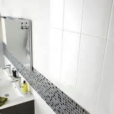 carrelage mural blanc 20x20 carrelage mural en fa 239 ence blanc 40x25 cm leroy merlin ванная туалет ps