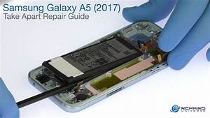Samsung Galaxy A5  2017  Take Apart Repair Guide