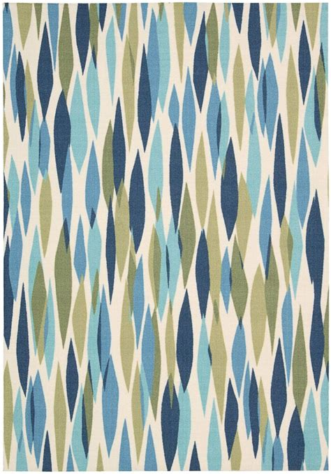 sea glass l shade 32 best indoor outdoor rugs images on pinterest
