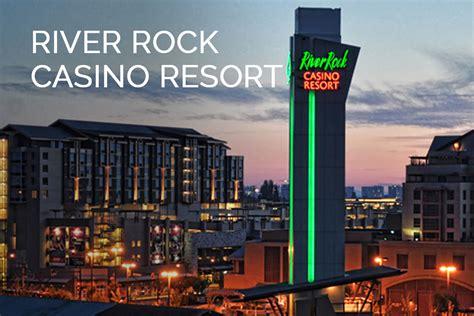 River Rock Casino Resort Canada  British Columbia River