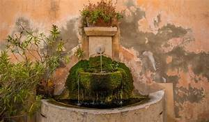 Enhance, The, Beauty, Of, Your, Garden, With, These, Natural, Fountain, Ideas