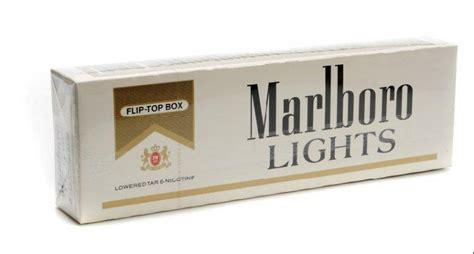 Marlboro Lights 1 Carton