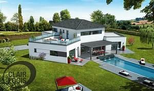 maisons clair logis nimes segu maison With photo maison toit plat 1 maison toit plat et casquette nimes gard 30