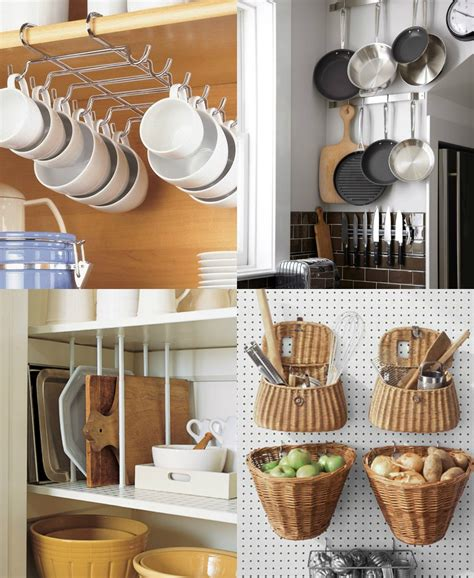 In Kitchen Ideas by 25 Cool Space Saving Ideas For Your Kitchen