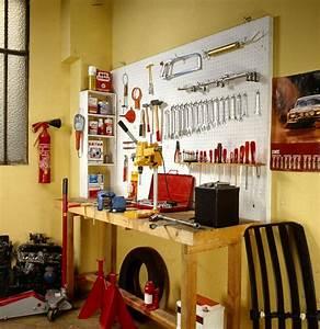 Amenagement Garage Atelier : am nagement d un atelier de m canique auto minute ~ Melissatoandfro.com Idées de Décoration