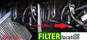 Where Is Located Gmc Denali Cabin Air Filter