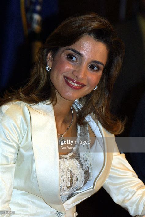 Her Majesty Queen Rania Al Abdullah Of Jordan Attends A Celebration News Photo Getty Images