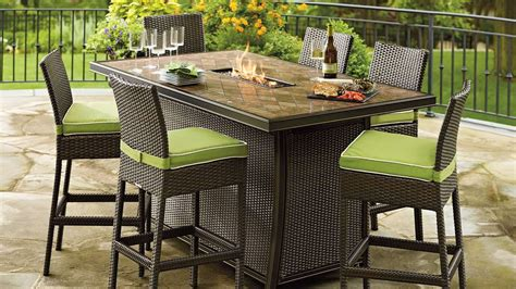 costco party tables and chairs outdoor outdoor chairs counter height high patio dining