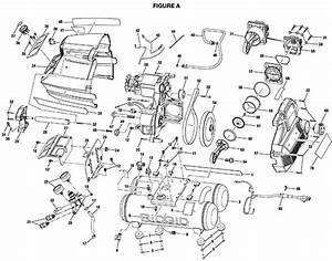Ridgid Of45200ss 4 5 Gallon Portable Air Compressor Parts