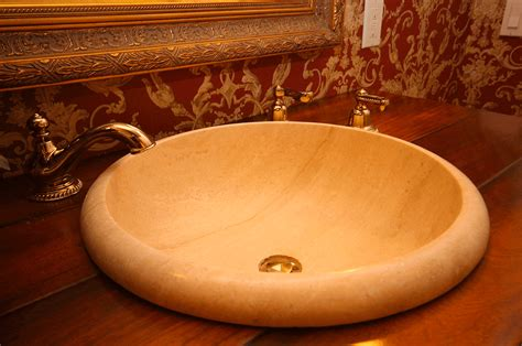 Wood Vanity With All Types Of Sinks