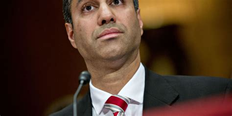 ajit pai accused  conflict  helping  client