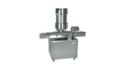 vial cap sealing machine multipack