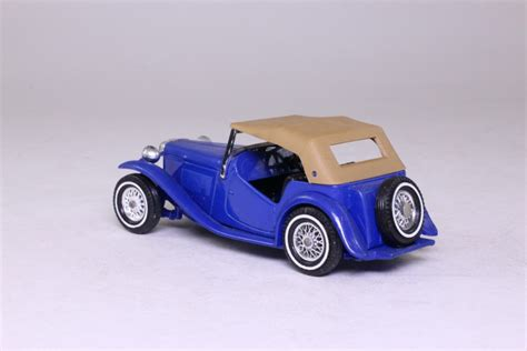 top blue models of yesteryear y 8 4 1945 mg tc soft top blue