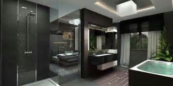 schlafzimmer schwarz 25 modern luxury bathrooms designs